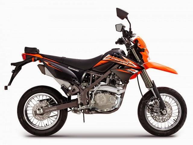 Foto Kawasaki KLX 150 L 150cc Motor Off-Road 4-Tak Model Terbaru