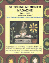 Fall 2011 Stitching Memories Magazine