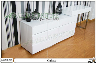 Meja rias make up minimalis modern Galaxy