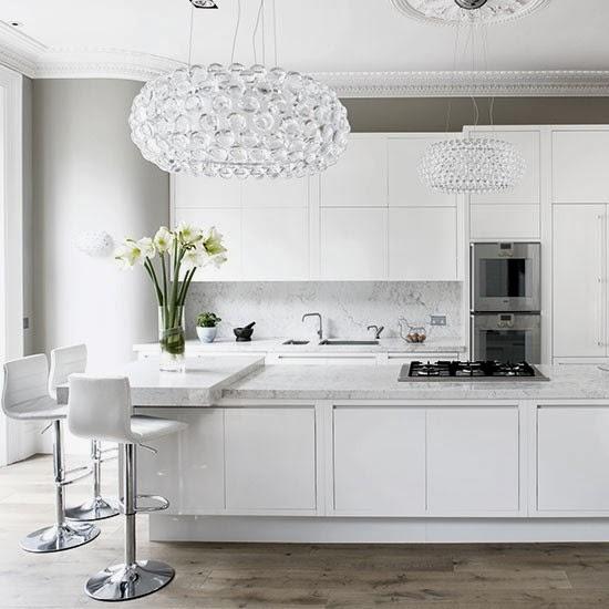 White Marble Kitchen Worktops: My Victorian Terrace Refurb: An Alternative To Marble