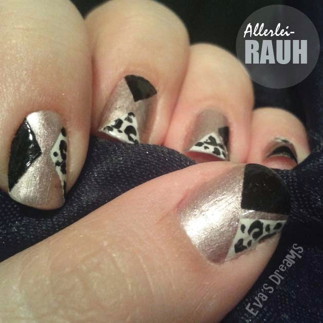 Nails of the week: Nagel Design - Allerleirauh