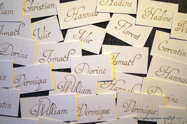 Calligraphie Tatouage Prénom - Calligraphie Polices