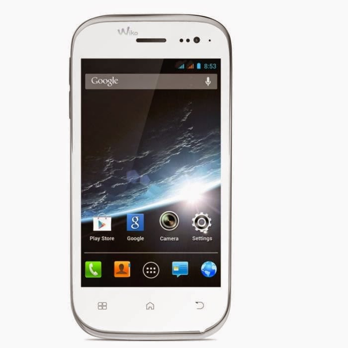 Wiko Cink Slim 2 Blanc - Smartphone Wiko 4 Pouces