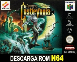 Castlevania  64 ROMs Nintendo64