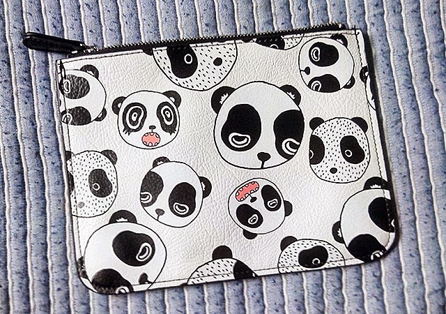 Birthday Haul | Monki Panda Pouch