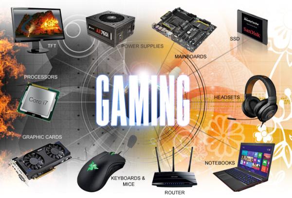 2015 Gaming Hardware