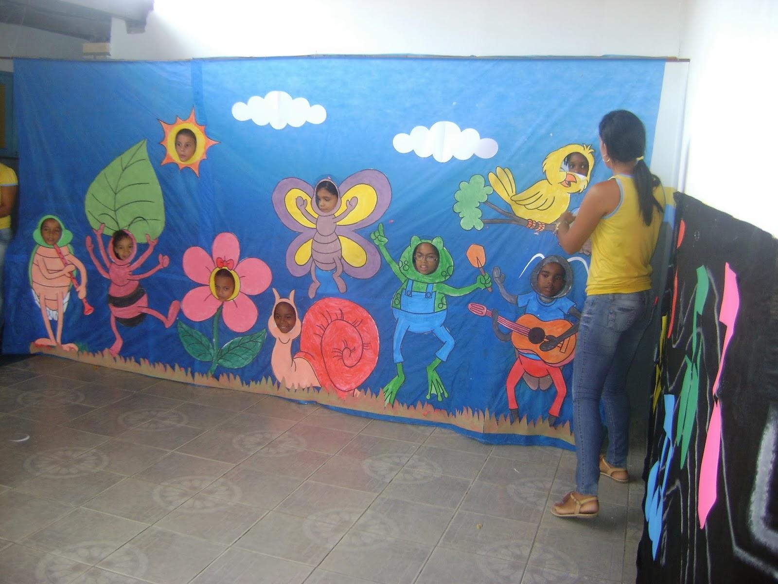 Educação infantil jardim