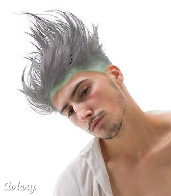 50 Shades Of Grey  How To Get Silver Hair Amp More
