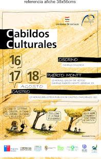 CABILDOS CULTURALES