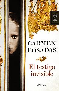El testigo invisible - Portada