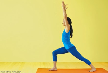 Virabhadrasana (Warrior Pose)