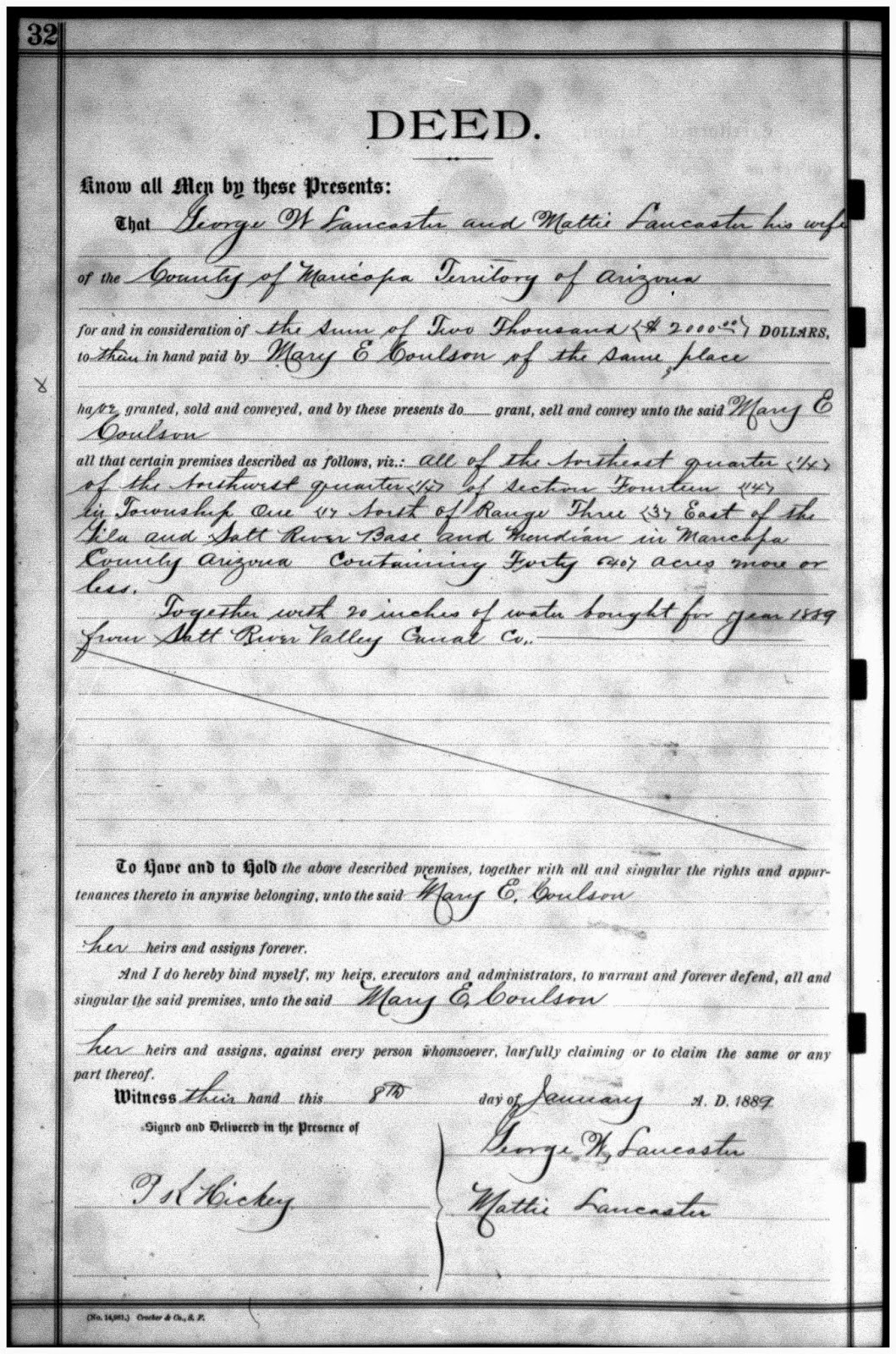 searchaio - maricopa county recorder of deeds
