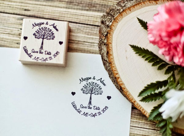 21 Wedding Stamps For Your Wedding Stationery - Jayce-o-Yesta