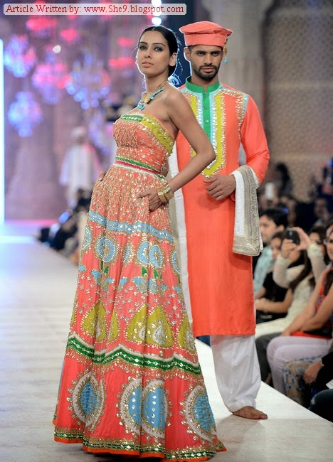 Ali Xeeshan Bridal Collection