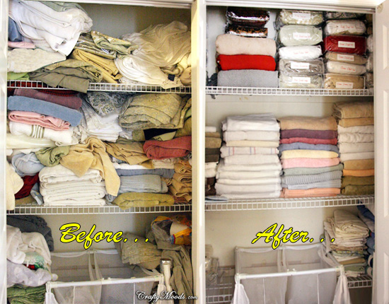 Armoire Linen Closet. While Most Times I Dread Cleaning On The Weekends,  Recently I Have Been Looking Forward