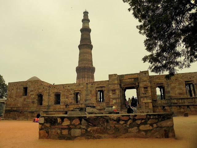 Of Seven Capitals And New Delhi Chapter I Rai Pithora Mehrauli