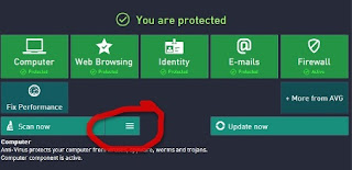 AVG Anti-Virus 5