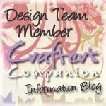 Crafter&#39;s Companion Challenge Blog