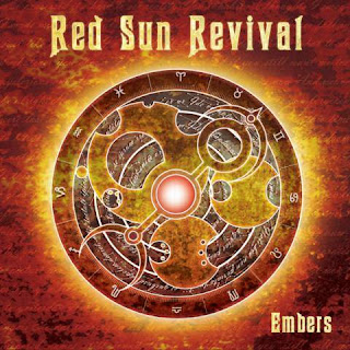 Red Sun Revival Embers EP