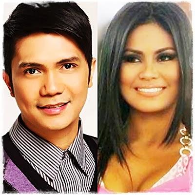 Vhong Navarro and Roxanne Cabanero