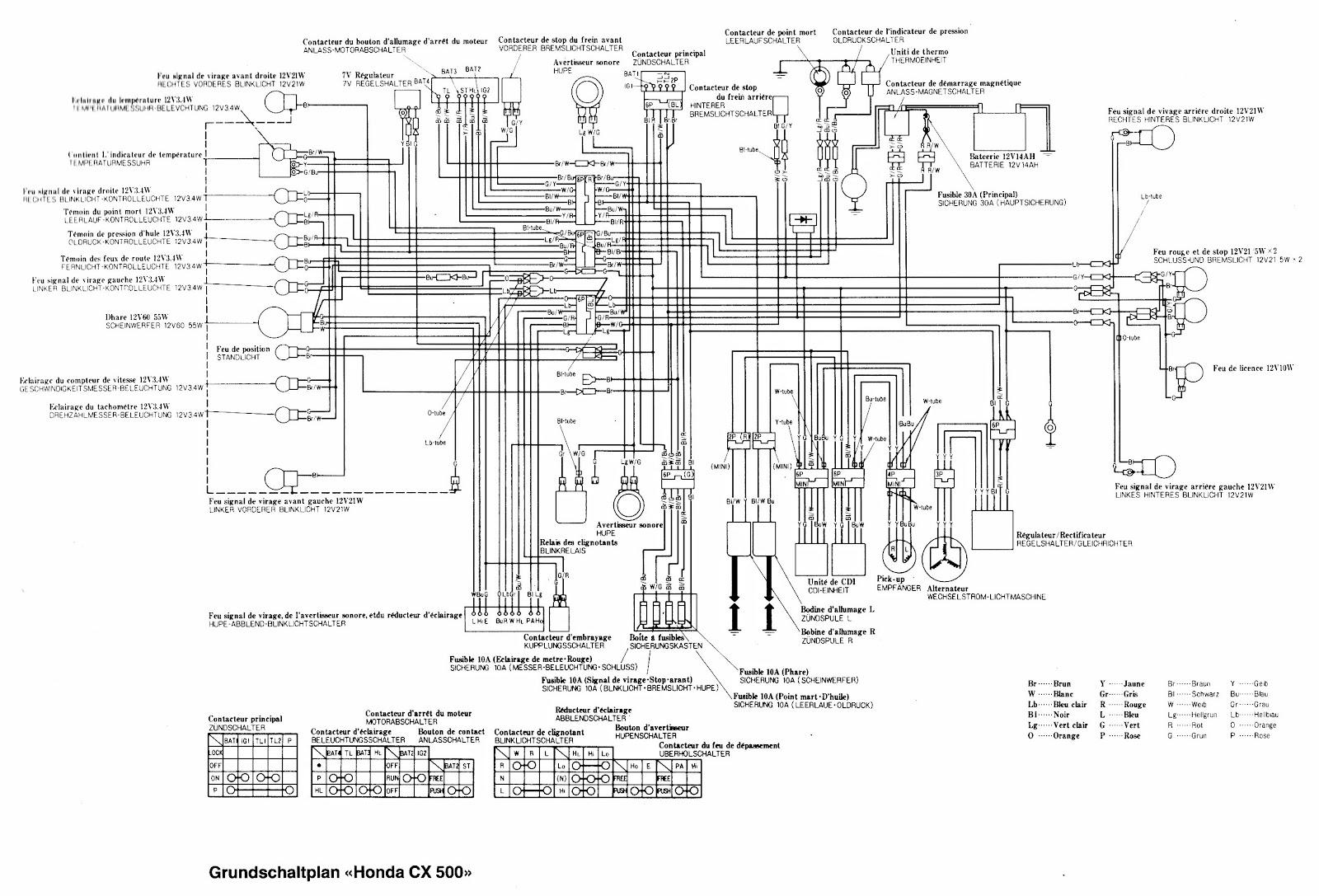 honda z50a wiring diagram html