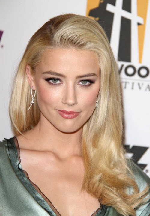 Sexy Amber Heard Wallpapers