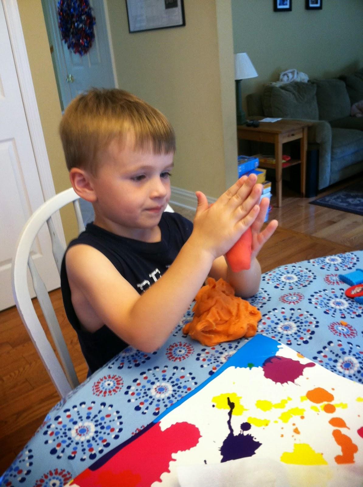 Diy Squishy Dough : The Jersey Momma: Easy DIY Squishy Play Dough