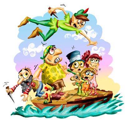 Peter Pan Juegos