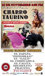 El Chihuahua, anunciado en el festival de Tijuana,  el 16/11.