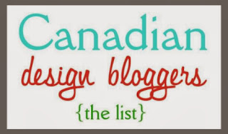 Canadian interior design bloggers list