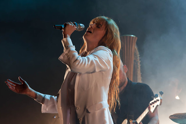 Florence and the Machine perform at Coachella