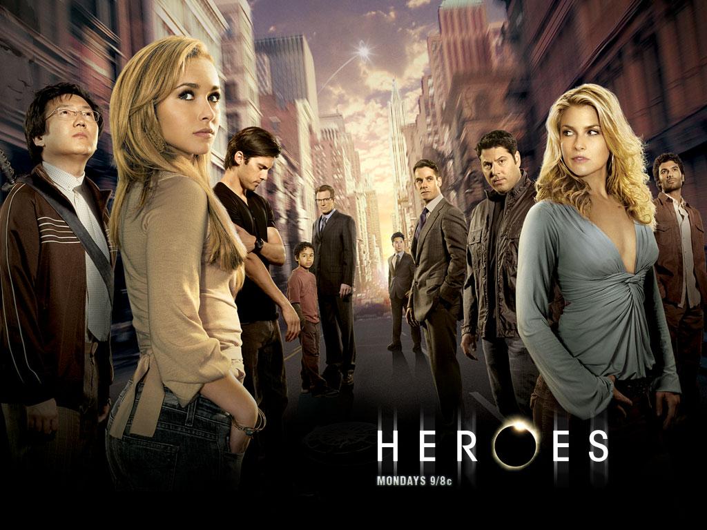 גיבורים עונה 3