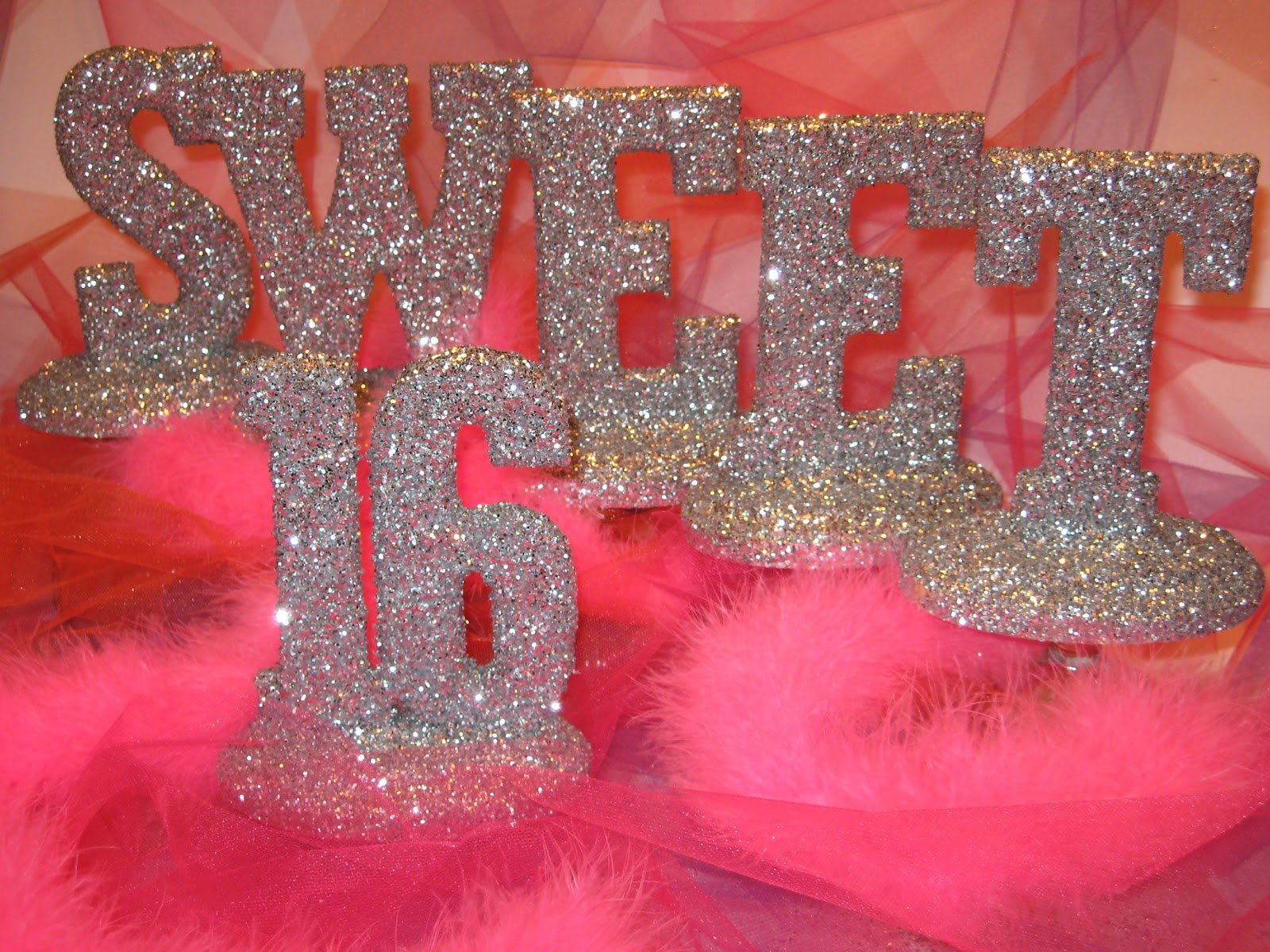 Sweet Sixteen Decorations Ideas