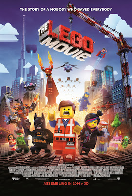 The Lego Movie official poster malaysia