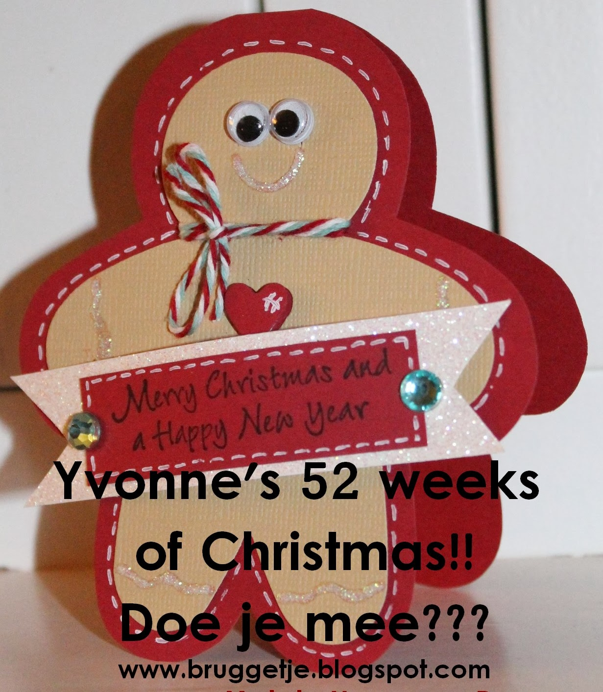 yvonnes 52 weeks of christmas