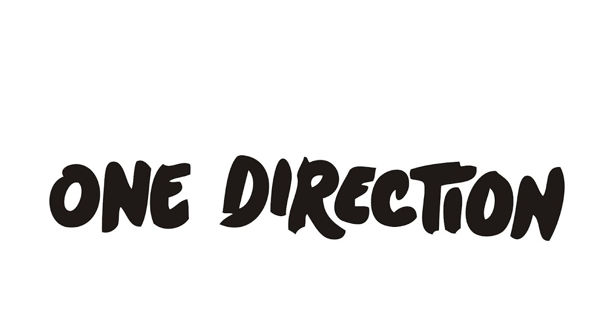 One Direction Logo - Logo-Share One Direction Names In Words