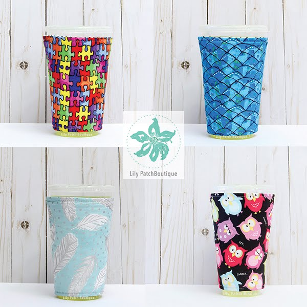 Iced Cup Cozy