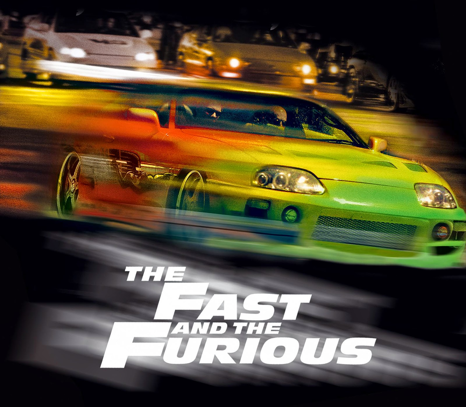 Fast & Furious 1 aka The Fast and The Furious [2001 USA ...