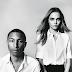 Chanel e Pharrell em um filme