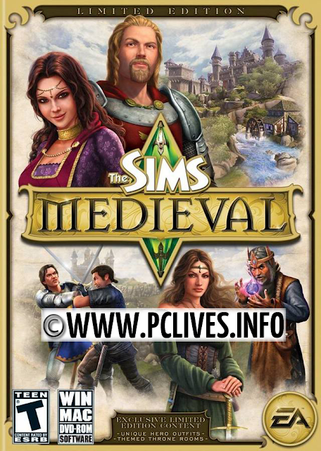 download full and free pc game The Sims: Medieval full version