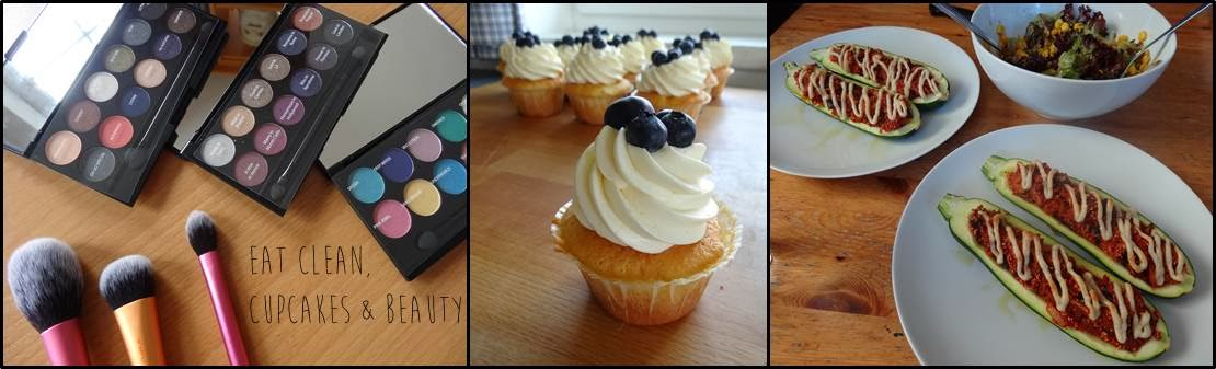 lovely cupcakes, clean eating & beauty