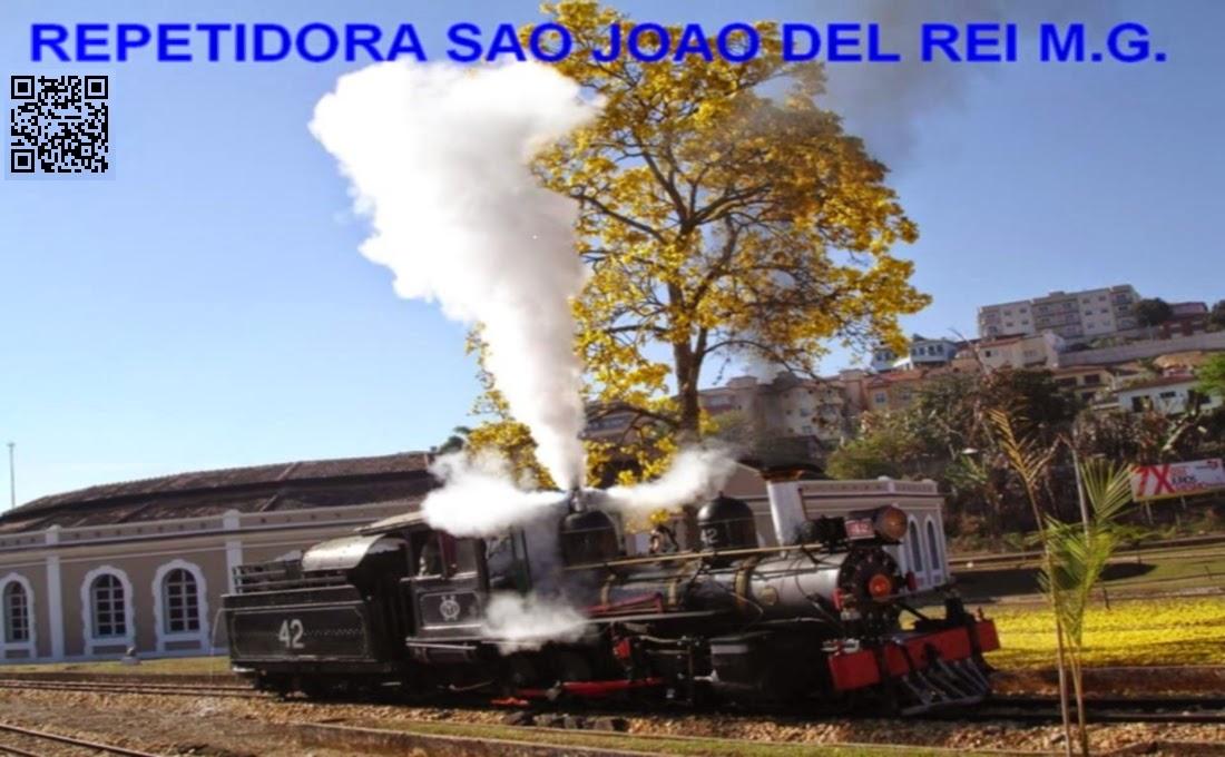 REPETIDORA SÃO JOÃO DEL REI MG.