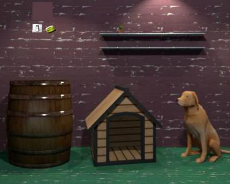 Juegos de Escape Wooden Basement Escape