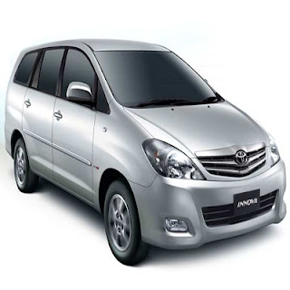 Toyota Innova SUV For Rent in Cebu (Cebu Rent A SUV)