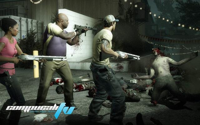 Left 4 Dead 2 PC Full Español