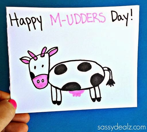http://www.sassydealz.com/2014/04/cow-mothers-day-card-idea-kids-make.html
