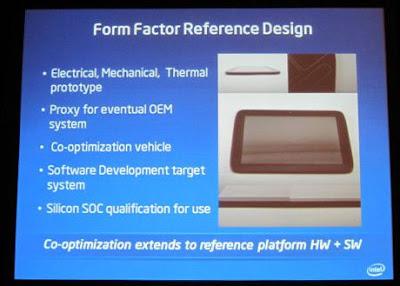 Primeiro Benchmark do processador Intel Medfield no Android
