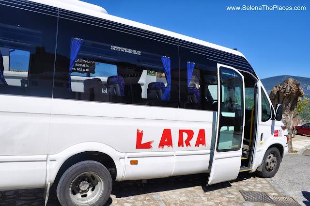 Lara Bus Spain