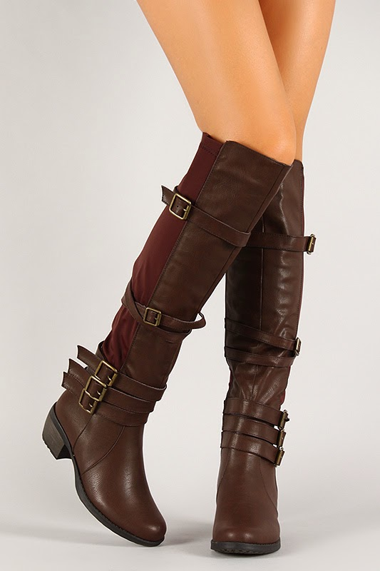 http://www.urbanog.com/Strappy-Mixed-Media-Knee-High-Boot_117_51627.html