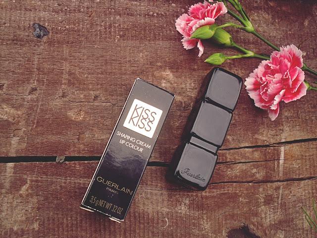 Guerlain KissKiss Excessive Rose